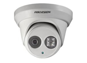 HIkvision 2MP IP Turrent Camera